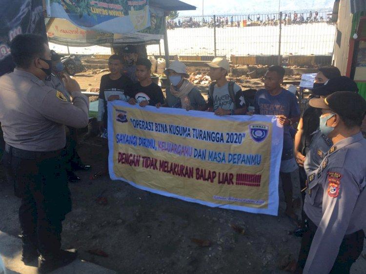 Selama 14 Hari, Polres Alor Laksanakan Operasi Bina Kusuma Turangga 2020