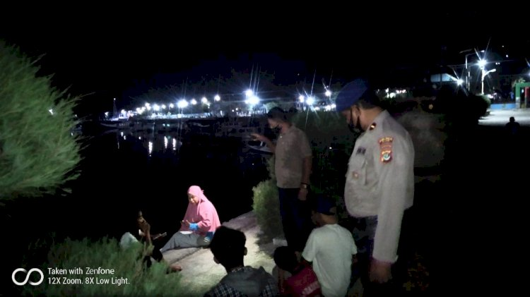 Dukung Adaptasi Kebiasaan Baru, Ops Aman Nusa II Kembali Lakukan Patroli Dialogis di Sekitar Kota Kalabahi
