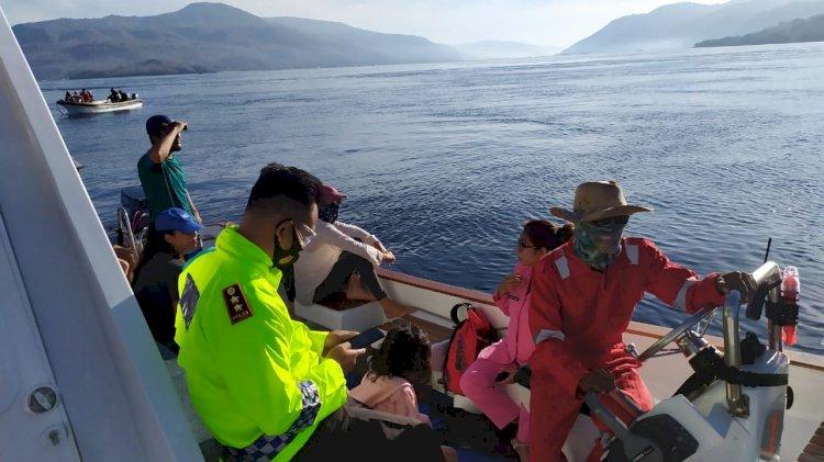 Optimalisasi Tugas Kepolisian Guna Mendukung Pemkab Alor Dalam Pelestarian Underwater World