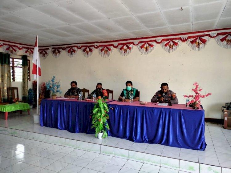 6 Desa di Kecamatan Teluk Mutiara Akan di Bentuk  Menjadi Kampung/Desa Tangguh