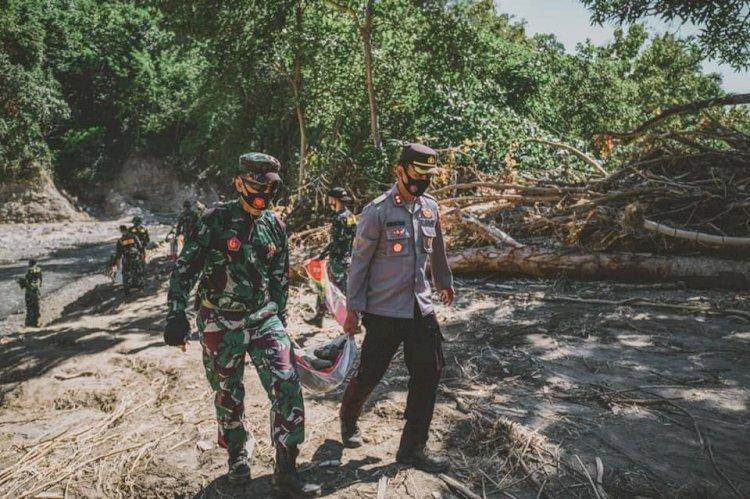 TNI POLRI Selalu Bersinergi Hadir Untuk Rakyat