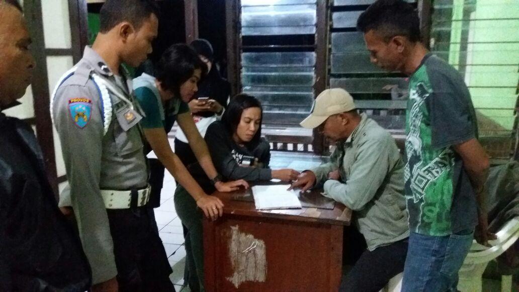 Polres Alor Gelar Razia Pada Hotel dan Tempat-Tempat Penginapan Dalam Rangka Operasi Pekat